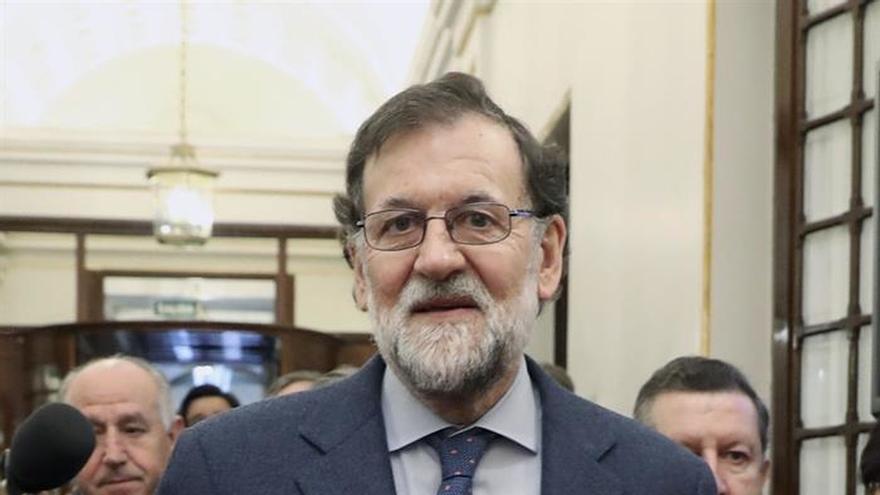 Rajoy muestra su satisfacción por la elección de De Guindos para el BCE