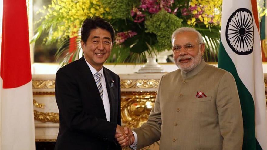 Japón e India firmarán un acuerdo para cooperar en tecnologías militares