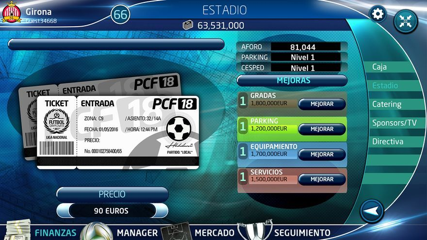 'PC Fútbol 18'