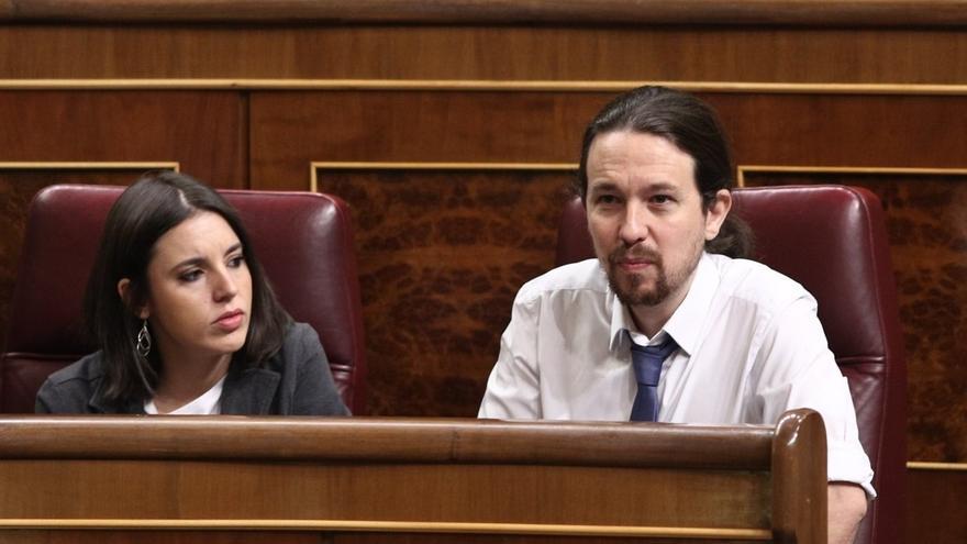 Iglesias niega amenazas de Podemos a periodistas y reta a la APM a llevar el caso a los tribunales