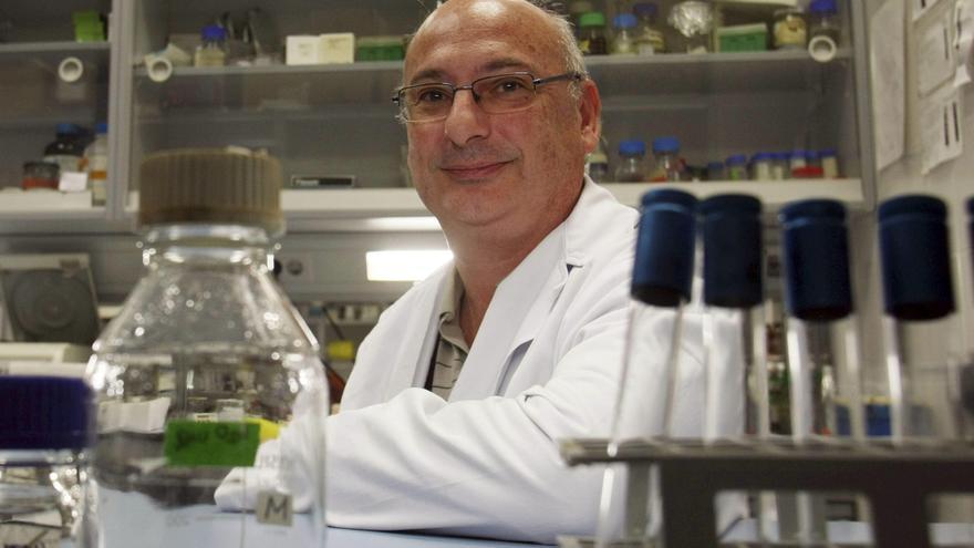 Francisco Mojica, microbiólogo de la Universidad de Alicante.