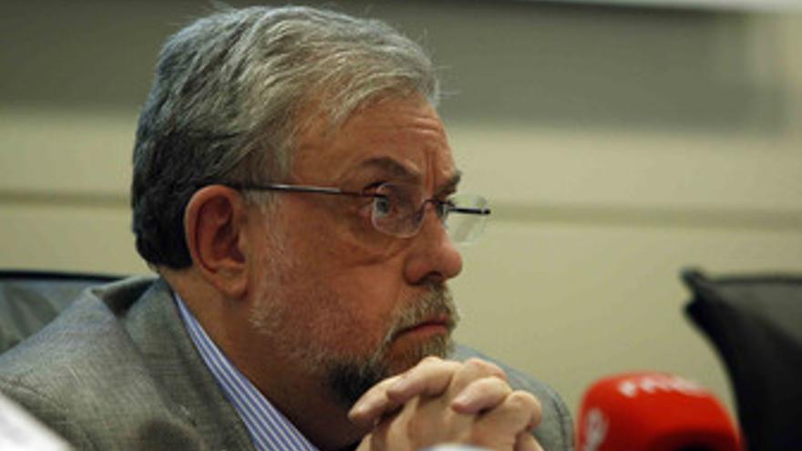 El secretario de Estado de la Seguridad Social, Octavio Granado