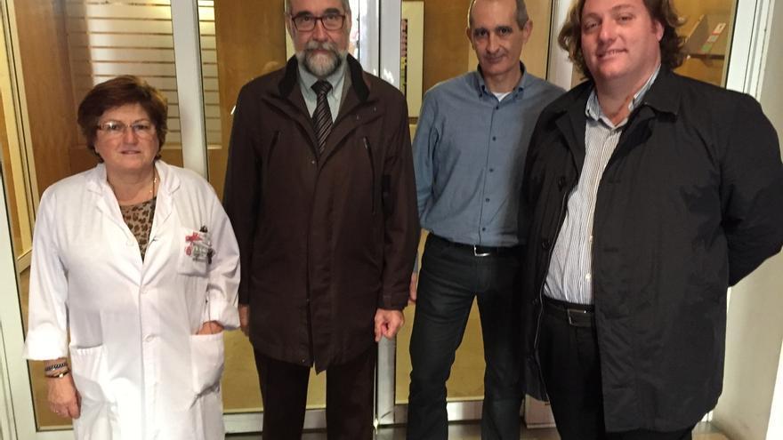 El Hospital Reina Sofía de Tudela mantendrá en el centro la actividad de laboratorio y su personal