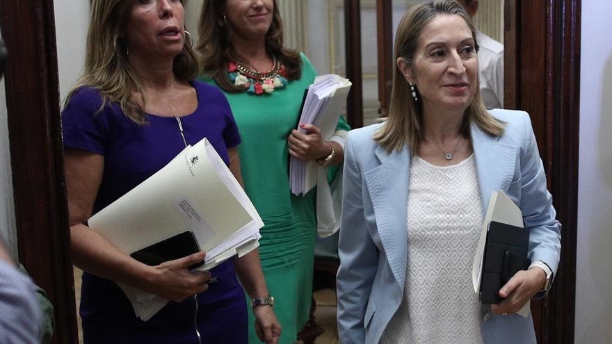 Ana Pastor logra el apoyo de PSOE y Ciudadanos para adelantar el inicio del Pleno del Congreso por la conciliación