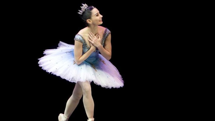 Tamara Rojo baila en su primera gran producción con el English National Ballet
