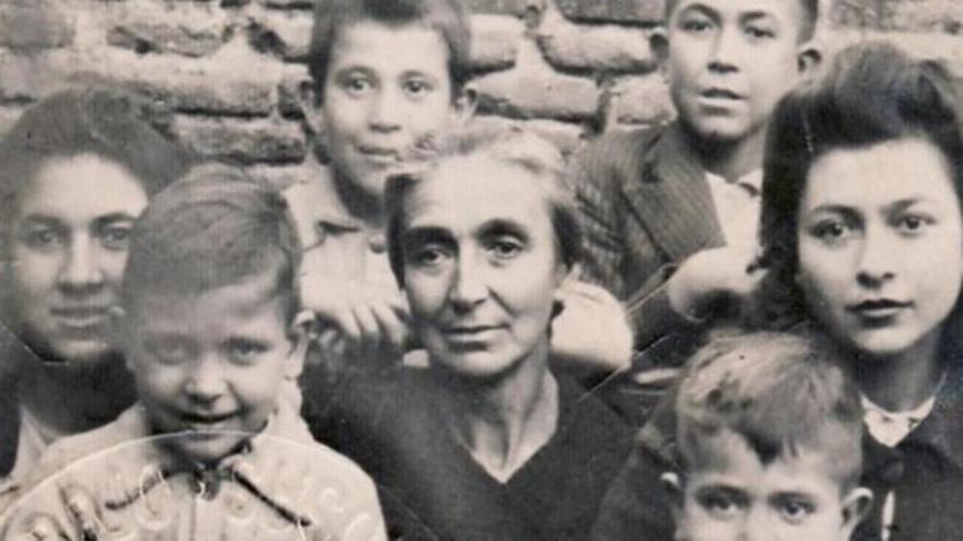 Familia de Timoteo Mendieta