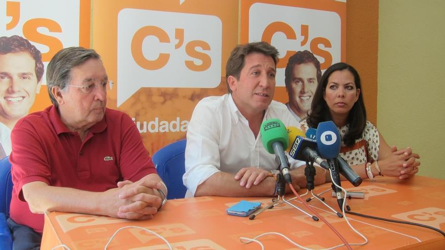"""La exportavoz de C's embarazada denunciará al presidente del grupo y al portavoz al ver """"ilegal"""" su cese"""