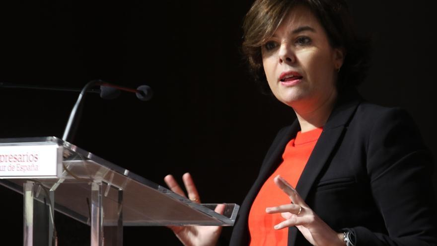 """Santamaría: """"Nos merecemos un periodo de estabilidad y a esto ayuda aprobar los Presupuestos Generales del Estado"""""""