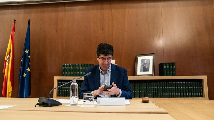 La Junta sopesa activar la próxima semana su plan para 15.000 posibles casos positivos