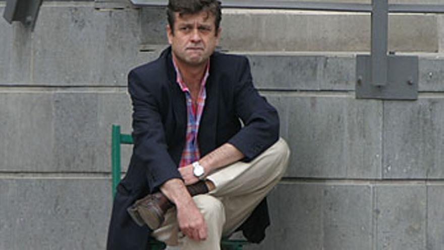 Francisco José Gómez Cáceres, presidente de la Sala de lo Contencioso-Administrativo del Tribunal Superior de Justicia de Canarias. (QUIQUE CURBELO)