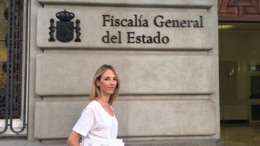 Cayetana Álvarez de Toledo critica que Rajoy no esté dando la batalla política e ideológica contra el independentismo