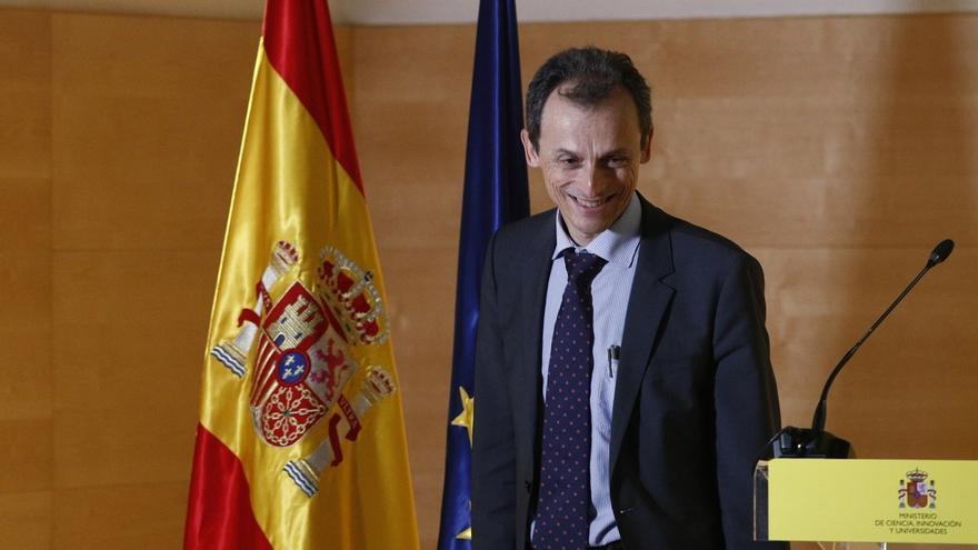 El ministro Pedro Duque visita el lunes el CENER y el Planetario de Pamplona