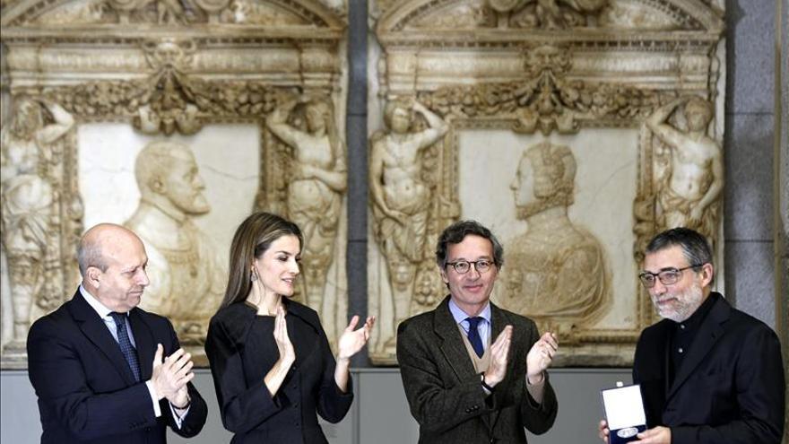 Plensa, Premio Velázquez, aboga por la poesía y el arte para crear una sociedad más ética