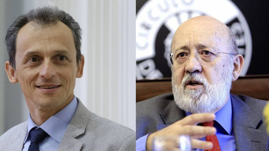 Pedro Duque pagará la cuota a pesar de las reticencias de Félix Tezanos