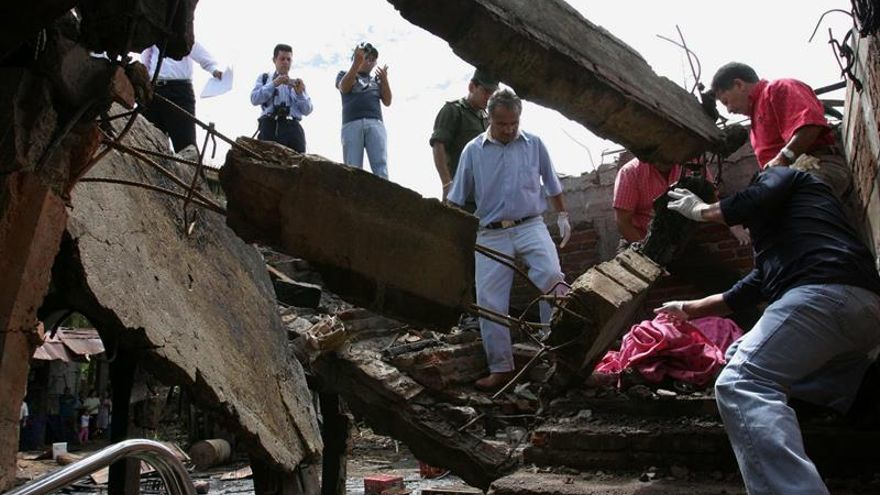 La explosión en fábrica de pirotécnica de México deja 9 muertos y 70 heridos