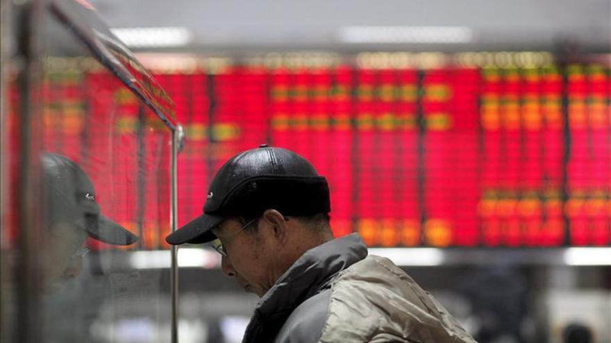 La Bolsa de Shanghái abre un 0,1 % al alza