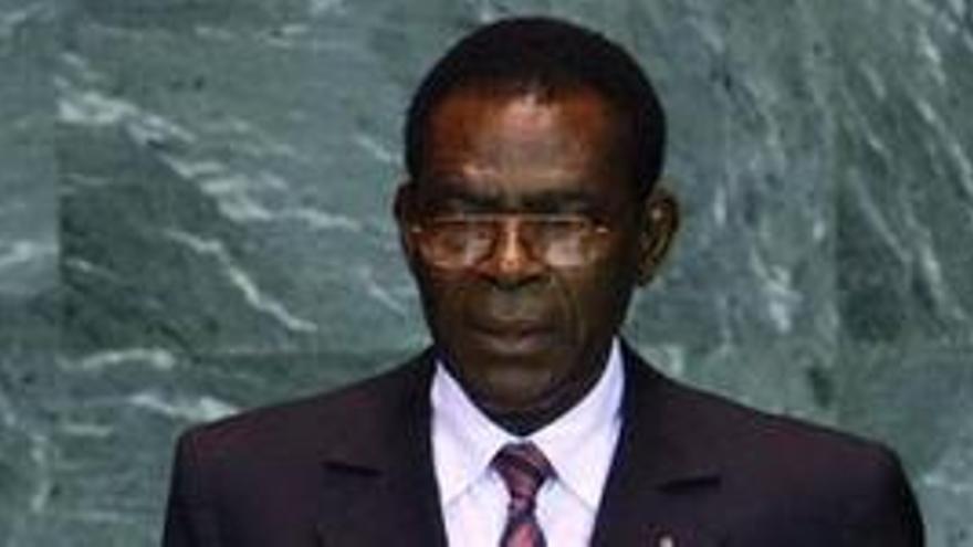 Teodoro Obiang.