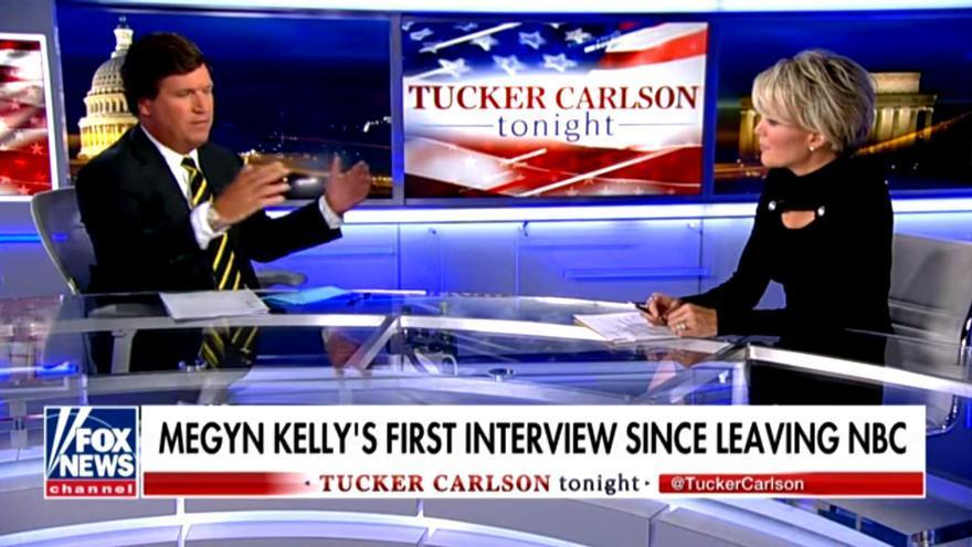 Tucker Carlson en Fox News