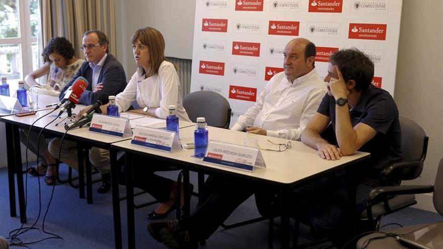 Idoia Mendia (PSOE) exige el fin de ETA y apuesta por rescatar la vía Nanclares
