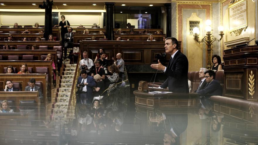 Sanchez investidura EUROPA PRESS