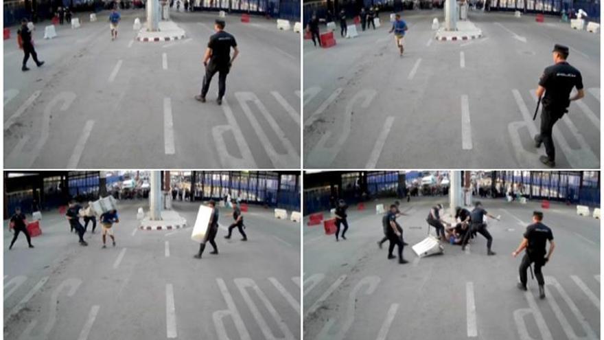 Prisión incondicional y sin fianza para el asaltante de la frontera de Melilla