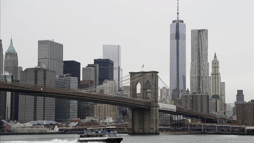 La Freedom Tower de Nueva York, el edificio más alto de América