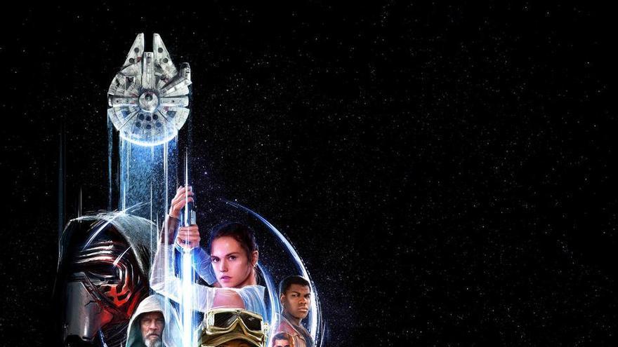 Póster de la última 'Star Wars Celebration'