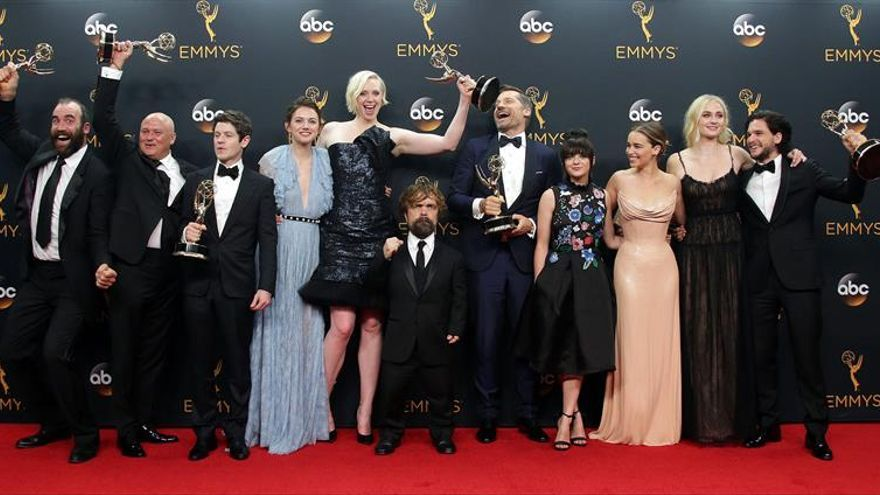 "El imperio de ""Game of Thrones"" busca nuevos récords en los Emmy"