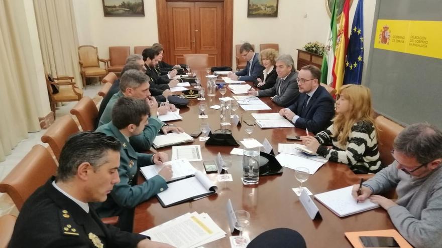 El delegación del Gobierno en Andalucía inicia contactos para aplicar la nueva instrucción sobre violencia de género