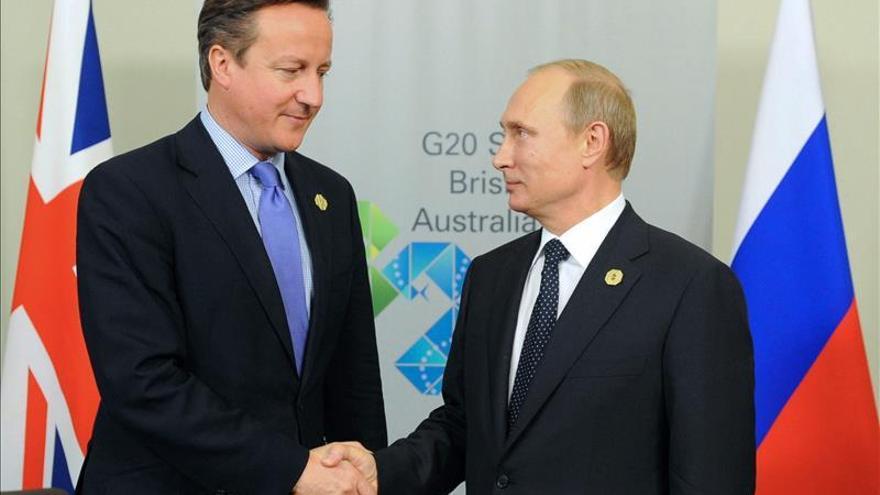 Cameron pide a Australia más acciones contra el cambio climático