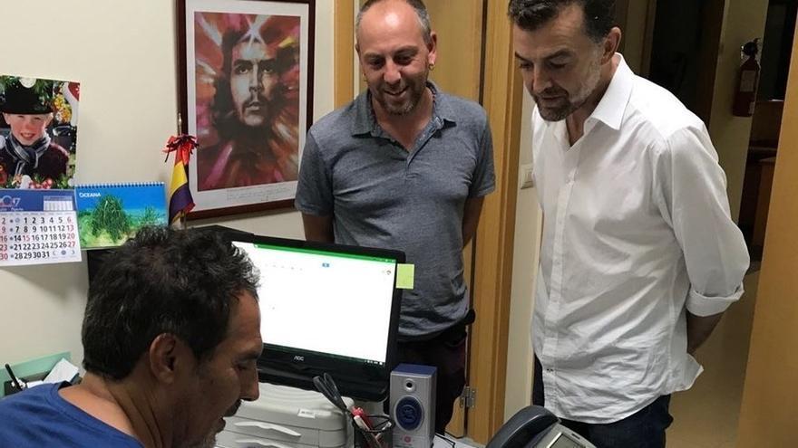PCA, IA, CUT e independientes, en la candidatura con la que Maíllo opta a la reelección en la XXI Asamblea de IULV-CA