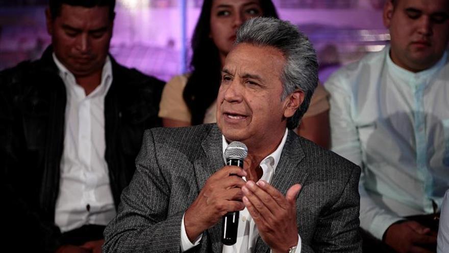 El presidente electo de Ecuador cree es hora de acuerdos por los objetivos del país