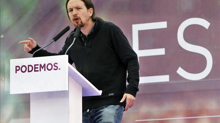 """Iglesias asegura que """"Podemos está en posición de disputar la victoria en las generales"""""""