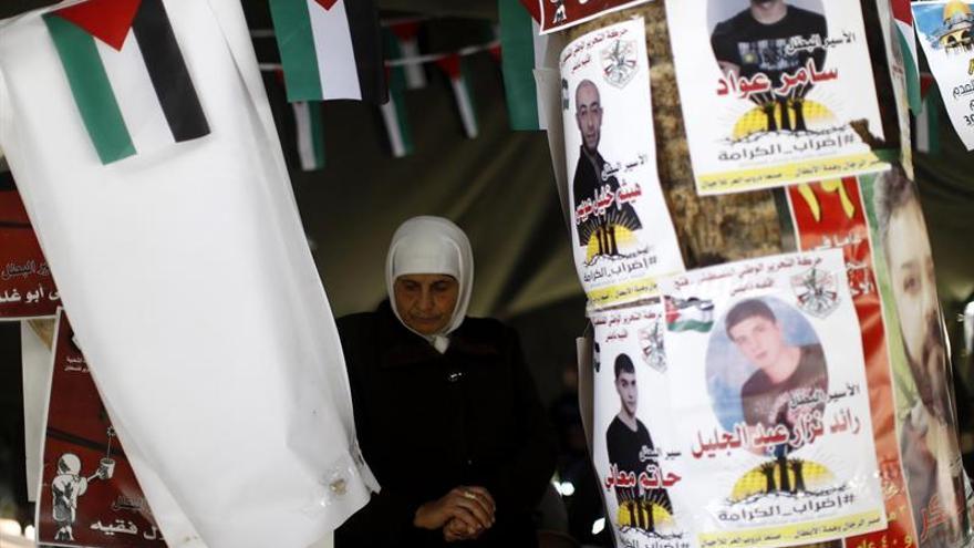 """El Parlamento Árabe pide poner fin a la """"tragedia"""" de los presos palestinos"""