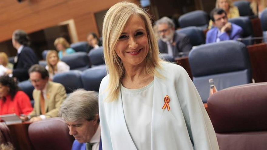 Cristina Cifuentes remodela el Gobierno de Madrid con 4 nuevos consejeros