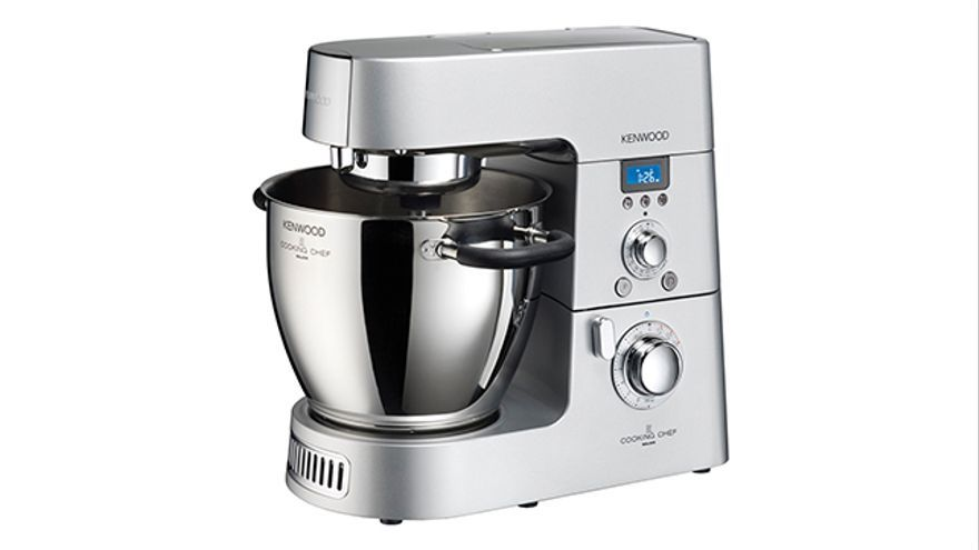 Siete ventajas de utilizar un robot de cocina for Robot kenwood cooking chef major