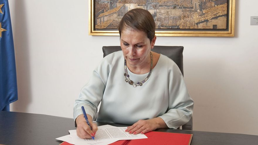 """Barkos ve """"preocupante"""" el suceso en Bardenas y advierte de una """"respuesta severa"""" del Gobierno foral"""