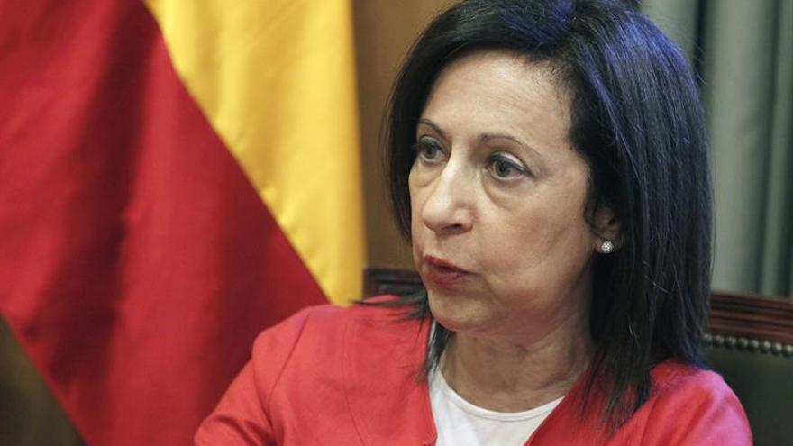 La magistrada del Supremo Margarita Robles, número 2 del PSOE por Madrid