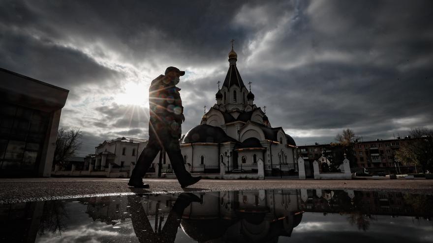 Rusia marca nuevos máximos con casi 25.000 casos y 467 decesos en un solo día