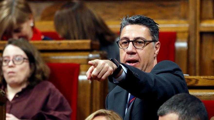 """Albiol asegura tener constancia de que Puigdemont """"pagó"""" por verse con Carter"""