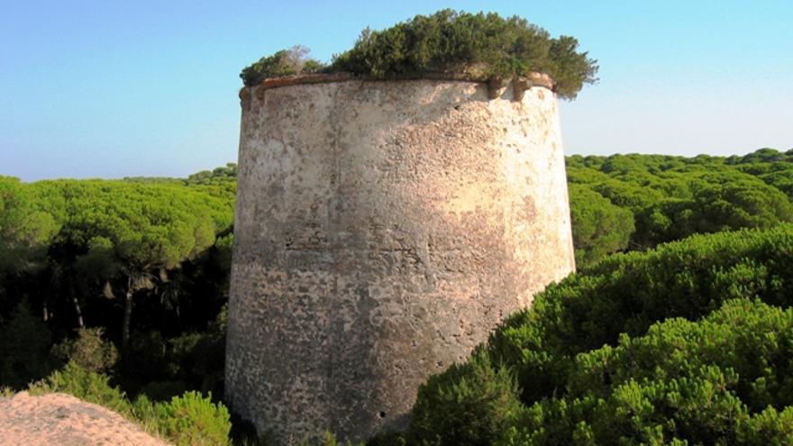Torre de San Jacinto.