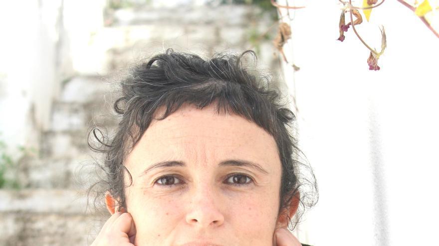 Dora Cantero, la mitad de la compañía Mimaia Teatro / Paulette San Martín