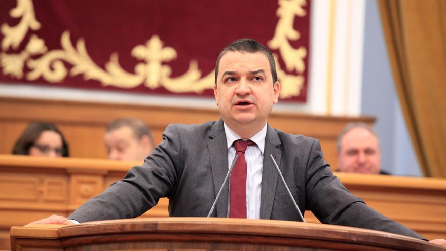 El consejero de Medio Ambiente, Francisco Martínez Arroyo