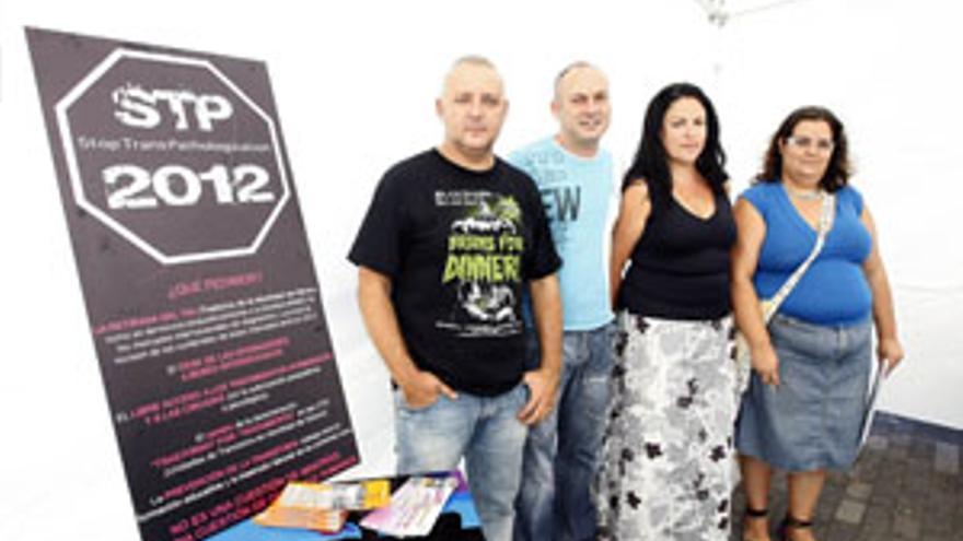 Gamá se une a la red internacional contra la estigmatización de los transexuales. (ACFI PRESS)