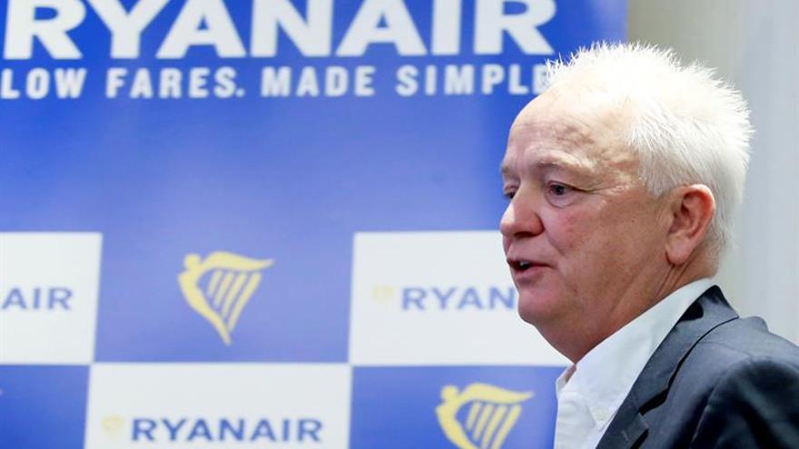 Eddie Wilson sustituye a Michael O'Leary como consejero delegado de Ryanair