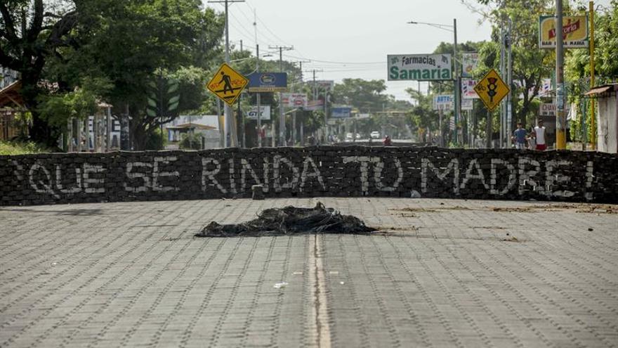 Managua luce paralizada y a la espera de la reanudación del diálogo mañana