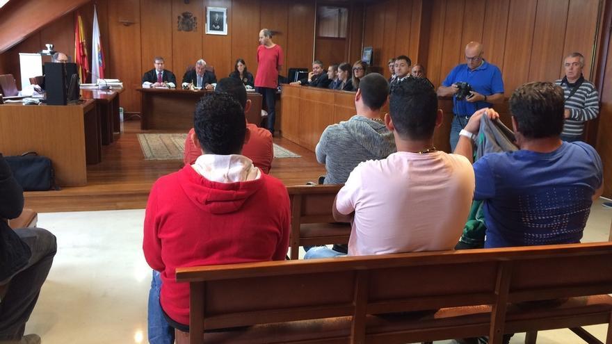 Acuerdo en el juicio contra nueve acusados por tráfico de drogas tras pactarse reducción de penas