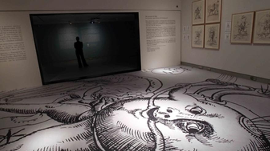 'Dalí ilustrador. Sueños en papel'