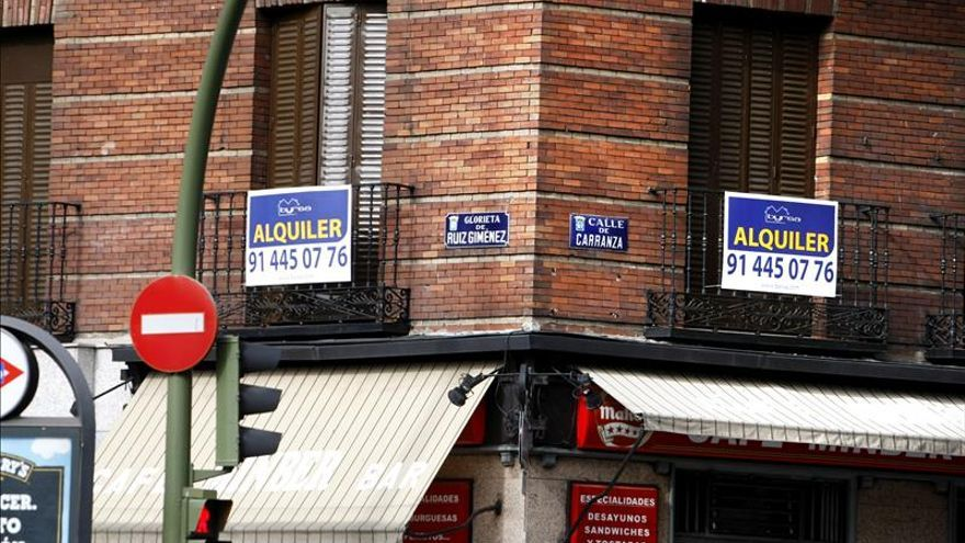 El precio del alquiler se mantiene en España y sube en las grandes ciudades