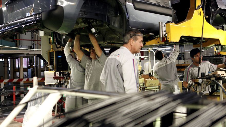 Las ventas de PSA sufren un bajón del 16,5 por ciento a causa de Europa